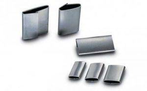 Metalne zatvorene spojnice za čeličnu traku