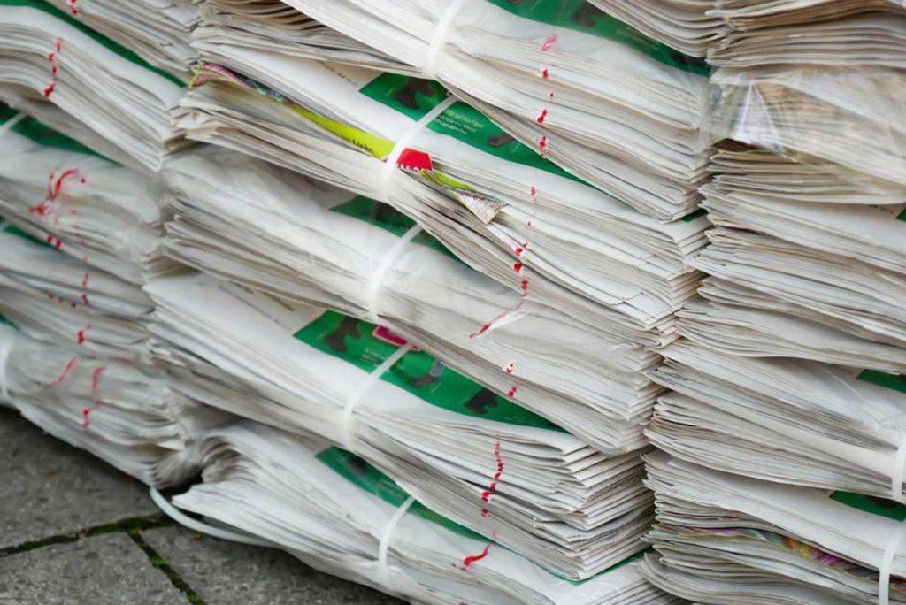 pakovanje papirna industrija